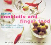 Complete Cocktails and Finger Food