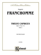 Twelve Caprices for Two Cellos, Op. 7, Bk 2