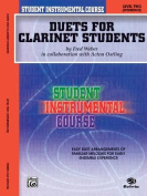 Duets for Clarinet Students, Level Two