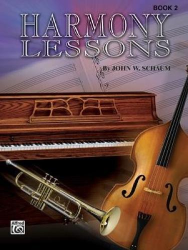 Harmony Lessons, Bk 2: Note Speller 4 (Schaum Method Supplement) by John Schaum
