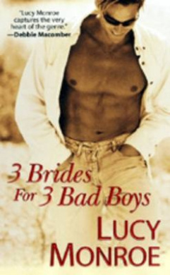 3 Brides for 3 Bad Boys