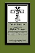 Native American Studies in Higher Education