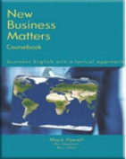 New Business Matters