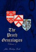 The Peach Genealogies: v. 1