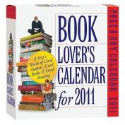 Book Lover's Calendar 2011