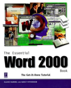 Essential Word 2000 Book