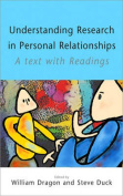 Understanding Research in Personal Relationships