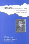 Thinking Social Science in India