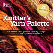 Knitter's Yarn Palette