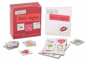 Magnetic Love Signs