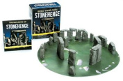 Build Your Own Stonehenge [With 32-Page Guide and 16 Stonehenge Rocks & Landscape Mat]