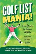 Golf List Mania