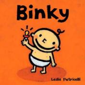 Binky (Leslie Patricelli Board Books) [Board book]