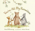You're All My Favorites [Board Book]