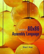 Essentials of 80x86 Assembly Langua