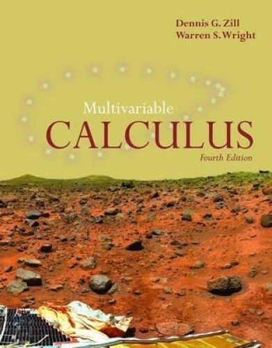 Multivariable Calculus: v. 2 by Dennis G. Zill.
