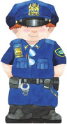 Policeman (Mini People Shape Books) [Board book]