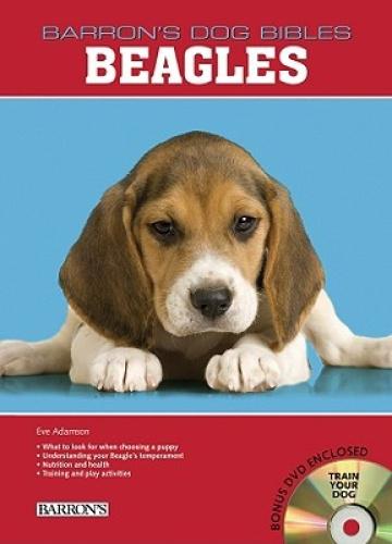 Beagles (Barron's Dog Bibles) by Eve Adamson.