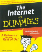 The Internet for Dummies Starter Kit Edition [With]
