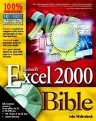 Microsoft Excel 2000 Bible [With *]