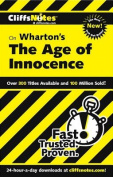 "CliffsNotes on Wharton's ""The Age of Innocence"""