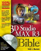 3D Studio Max R3 Bible [With CDROM]