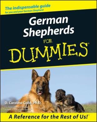 German Shepherds for Dummies (Howell dummies series)