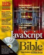 JavaScript Bible with CDROM