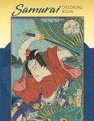 Samurai Coloring Book CB107