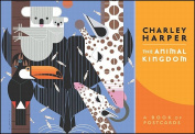 Charley Harper the Animal Kingdom Book of Postcards AA633