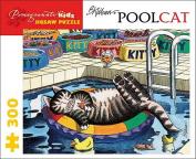 Poolcat Jigsaw Puzzle