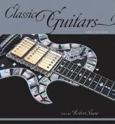 Classic Guitars Wall