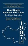 Hong Kong's Reunion with China