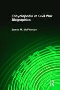 Encyclopedia of Civil War Biographies
