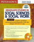Graduate Studies in Social Sciences & Social Work 1999