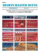 Belwin Master Duets (Trumpet), Vol 1