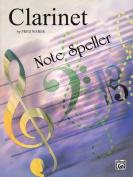 Note Spellers: Clarinet