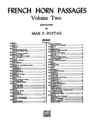 French Horn Passages, Vol 2