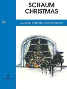 Schaum Christmas the Blue Book