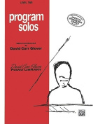 Program Solos (Various Composers)