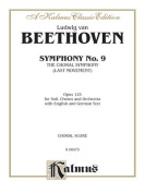 Symphony No. 9 (Choral Movement) [GER]