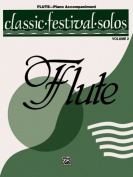 Classic Festival Solos (C Flute), Vol 2