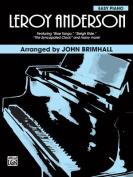 Leroy Anderson: Easy Piano