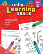 Daily Learning Drills, Grade 2 (Brighter Child