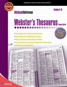 Notebook Reference Webster's Thesaurus