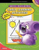 Skill-Building Early Learning Activities, Preschool
