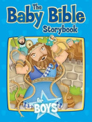 The Baby Bible Storybook for Boys [Board Book]