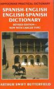 Spanish-English / English-Spanish Practical Dictionary