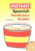 Instant Spanish Vocabulary Builder