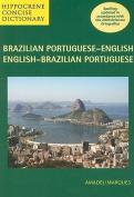 Brazilian/Portuguese-English / English- Brazilian/Portuguese Concise Dictionary